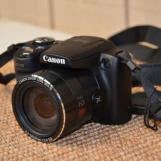 camara digital canon SX510 HS