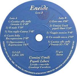Eneide, 1972