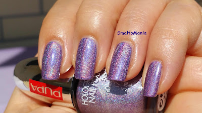Pupa n.035 Holographic Violet