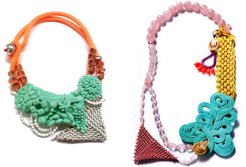 Wonderful And Colourful Necklace Accessories