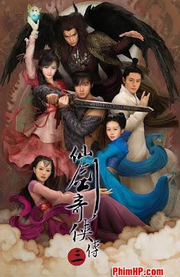 poster Tiên Kiếm Kỳ Hiệp Truyện 3 - Linh Châu Thần Kiếm