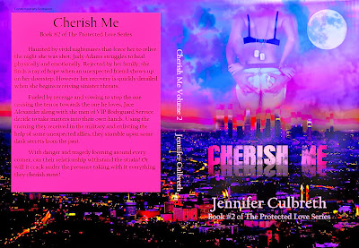 Cover Reveal: Cherish Me
