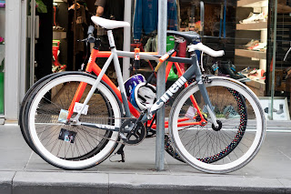 cinelli, mash, bicycle, the biketorialist, biketorialist, fixed speed, fixie, grey , frame, tim macauley, timothy macauley, model, frame, Melbourne,  Australia