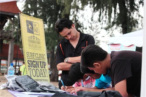 RIP CURL PRO Terengganu 2012