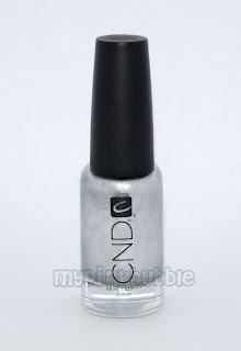 CND Silver Chrome