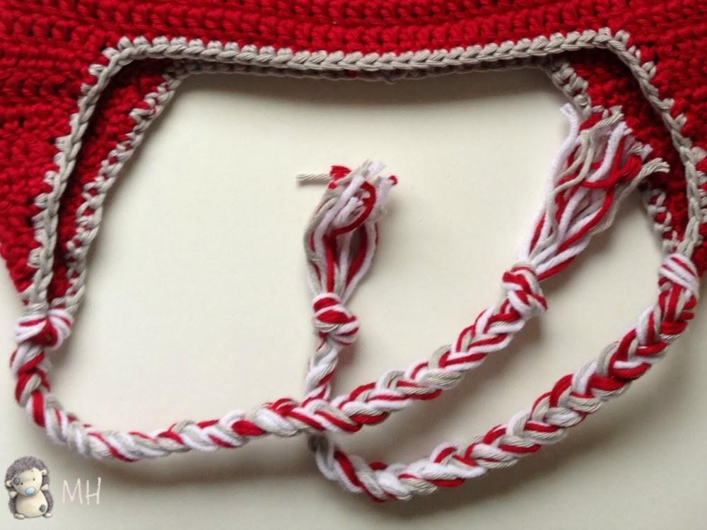Bonito Niño Orejera Patrón De Crochet Sombrero Adorno - Manta de ...