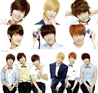 Lirik Lagu Boyfriend Boyband Korea Terbaru 2014