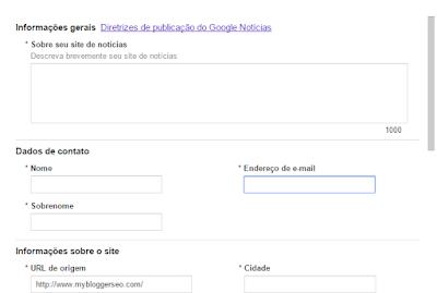 google-news-formulario