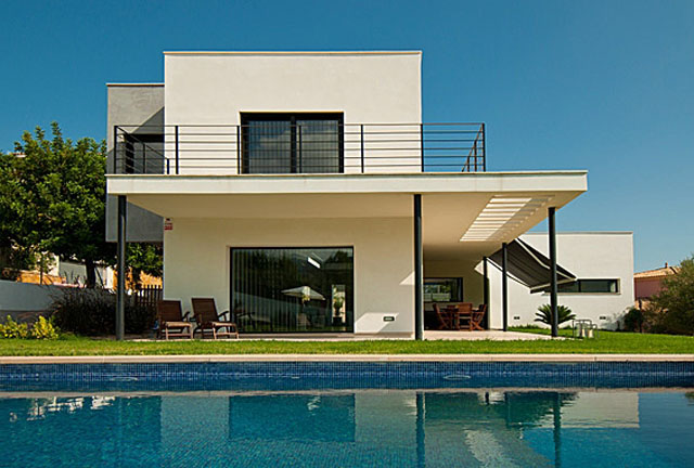 New home designs latest mallorca spain homes designs for Modern houses in spain