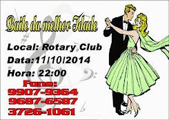 11.10.2014 BAILE DA MELHOR  IDADE