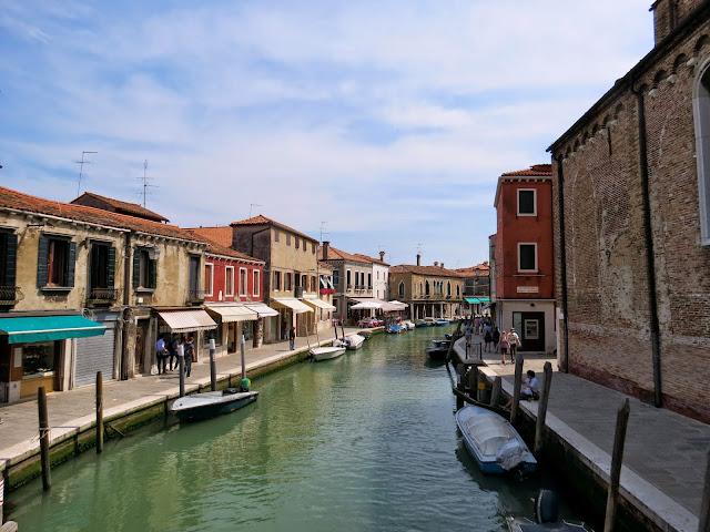 Murano venice canal