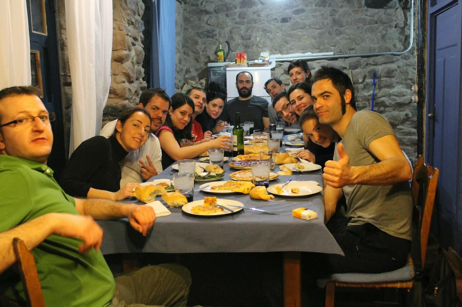 Comedor Casa Tia Quica.