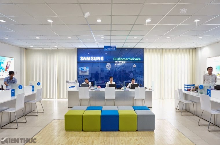 Địa chỉ Trung tâm bảo hành tivi Samsung tại nhà Hà Nội | Uy tín