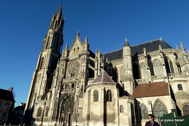 Senlis  -cathédrale