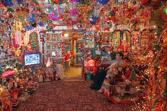 Interiors on a budget worst christmas decorations ever or the best