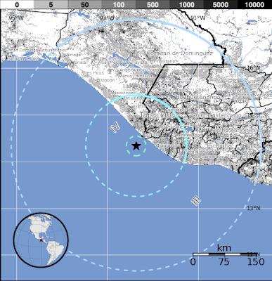 TERREMOTO DE 6,0 GRADOS FRONTERA MEXICO Y GUATEMALA