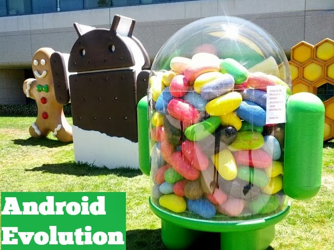 Cara Upgrade OS Android ICS ke Jelly Bean
