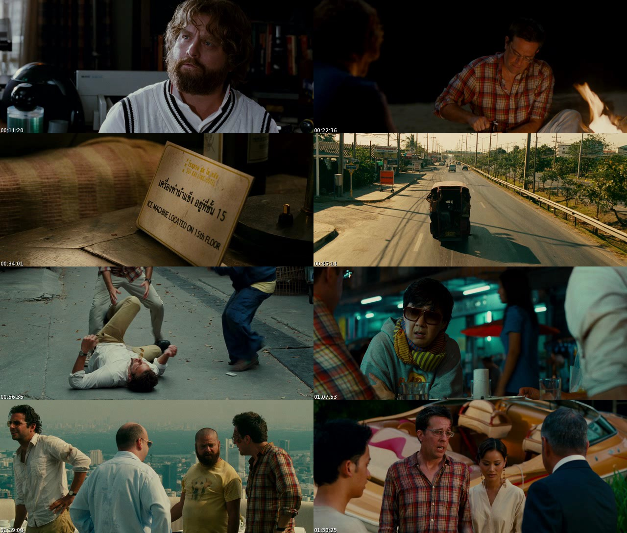 Hangover Part II: ¿Qué Pasó Ayer? 2 (2011) [DVDRip] [Latino]