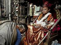 Kumaris, Gadis yang Dipuja Sebagai Dewi di Nepal