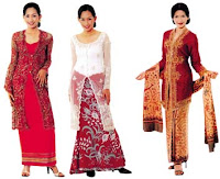 Tips - Model kebaya modern, 2013, is now a modern kebaya dress model
