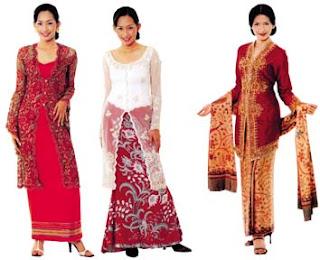 Desain%2BKebaya%2BIndonesia Busana Kebaya Indonesia Trend Pakaian Baju Kebaya Modern Indonesia