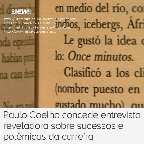 Páginas internas do Livro Onze Minutos, em espanhol