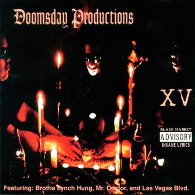 Doomsday Productions – XV (1994) Flac