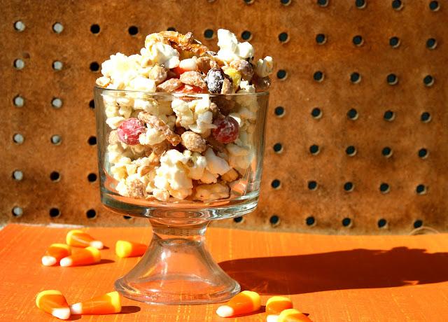 Fall Mix Popcorn
