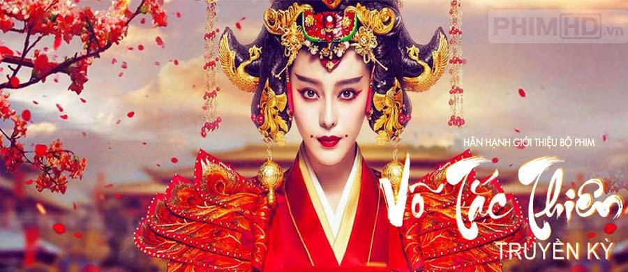 Võ Tắc Thiên Truyền Kỳ - The Empress of China - 2014