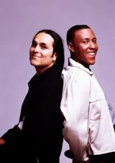 Charles and Eddie