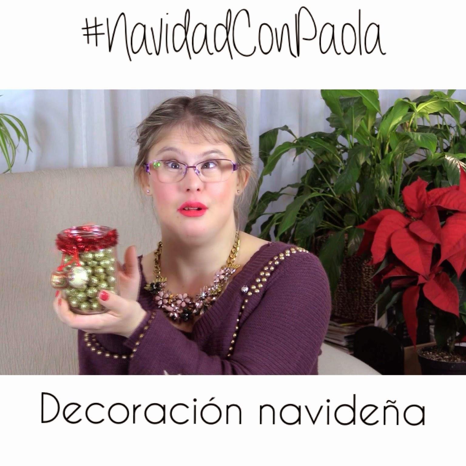 Via paola blog navidadconpaola decoraci n navide a - Decoracion navidena sencilla ...