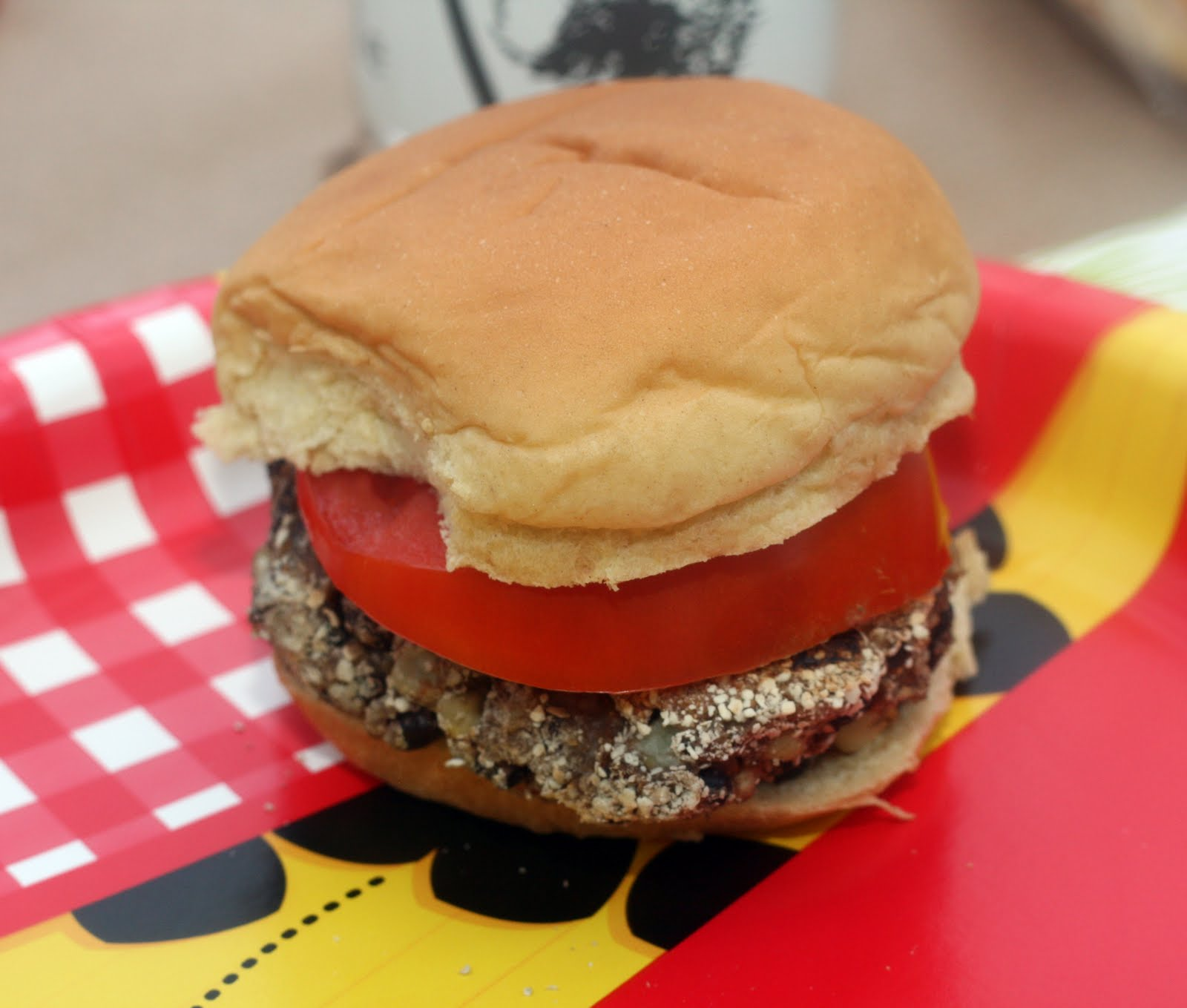 ... Lime // recipes by Rachel Rappaport: Grilled Black Bean & Corn Burgers
