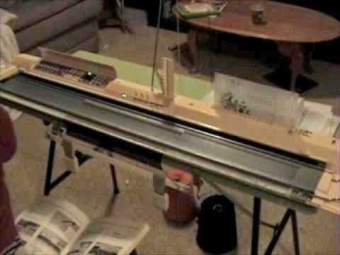 BROTHER KH 860 KNITTING MACHINE MANUAL