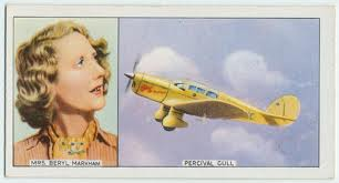 beryl markhams life The singular life of beryl markham - renowned aviatrix, author and adventurer - is depicted raised by her father in colonial east africa, beryl hunted .