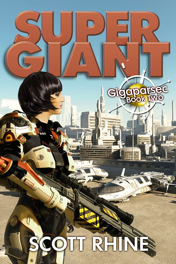Book cover for Supergiant