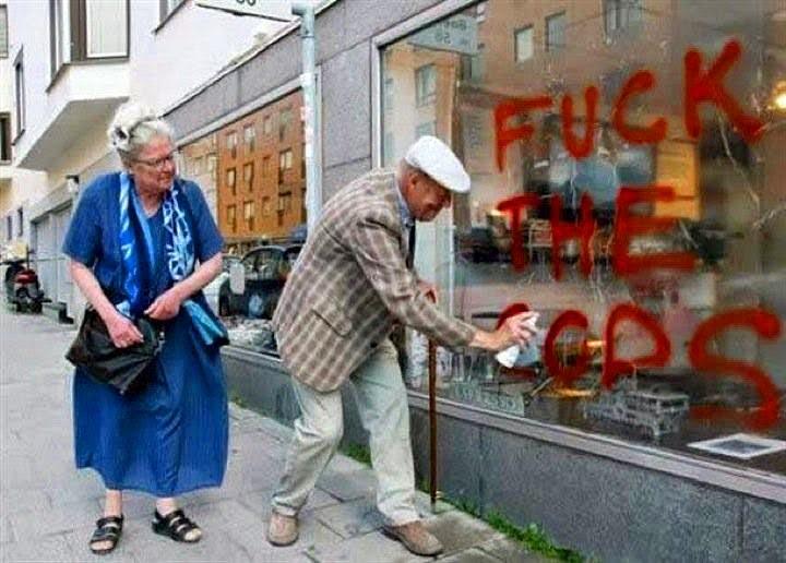 Lustige Bilder Altes Ehepaar - Lustige Senioren : Senioren & Rentner : Nach Kategorie