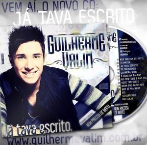 Guilherme Valim - Carreira Solo