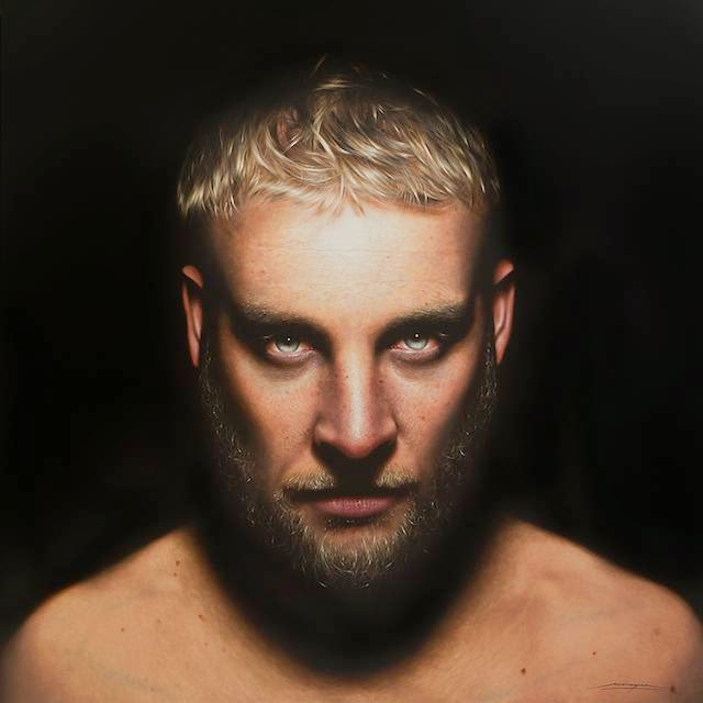 Hyperrealistic Dark Portraits by Alejandro Monge