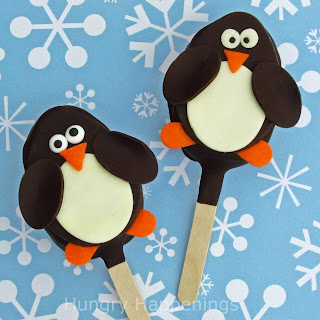 Cute Penguin desserts