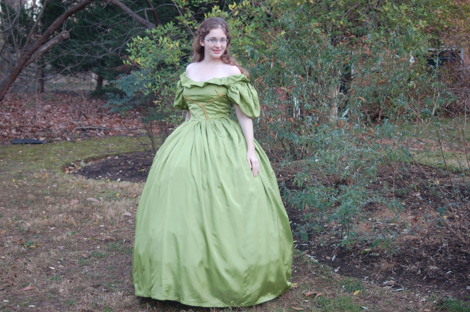 Venerable Fashions: Old Costume: Labyrinth Ballgown