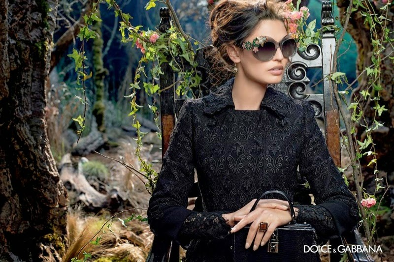 Bianca-Balti-Dolce-And-Gabbana-Fall-2014-Eyewear-Campaign-01