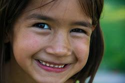 Naomi Deborah, age 7