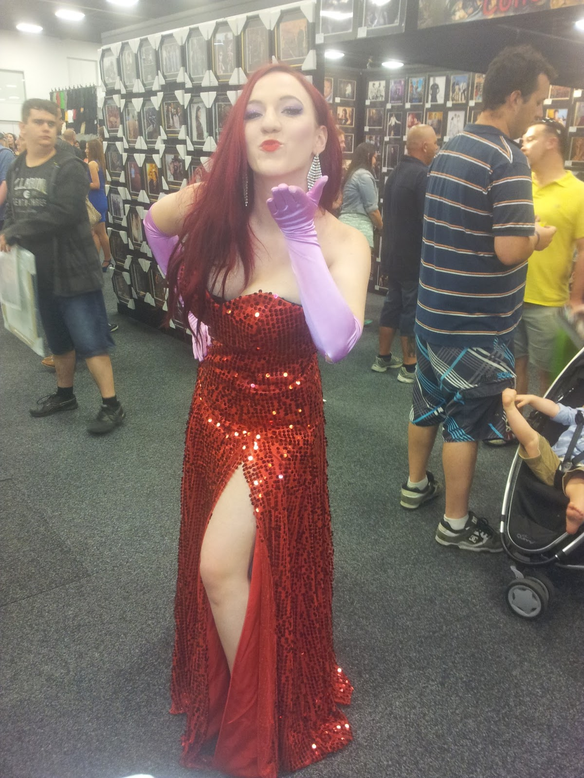 Seriously, BEST Jessica Rabbit ever. she just HAD IT!!! This was the ...