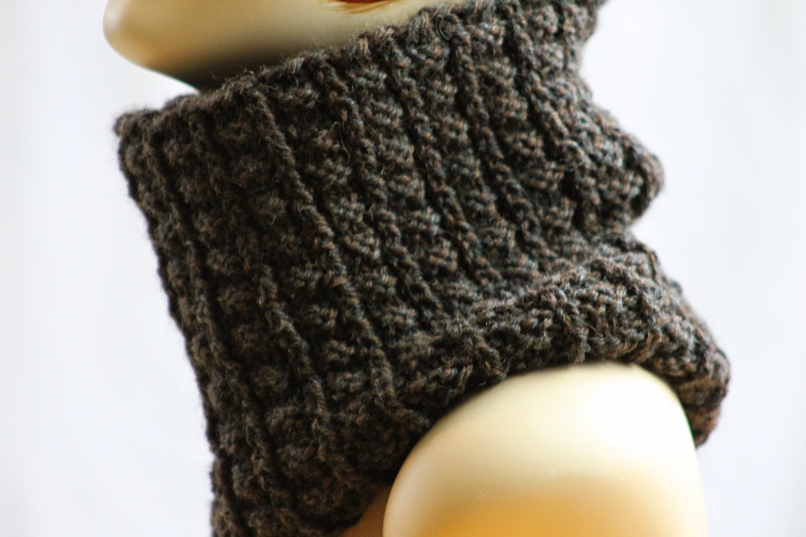 Balls to the Walls Knits: Sailor\'s Rib Cowl