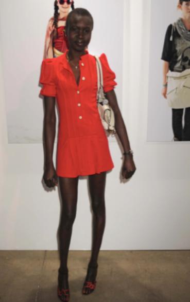 grosse noire Femme