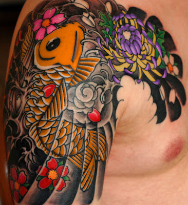 Japanese Tattoo 2011