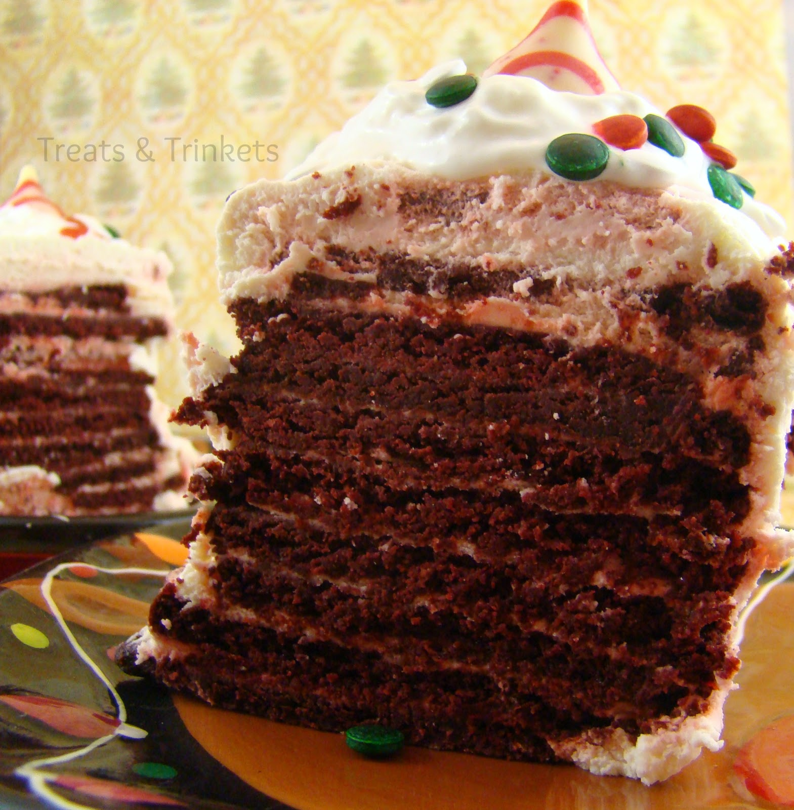 Chocolate Icebox Cake With Ladyfingers Settlement Cookbook Recipe