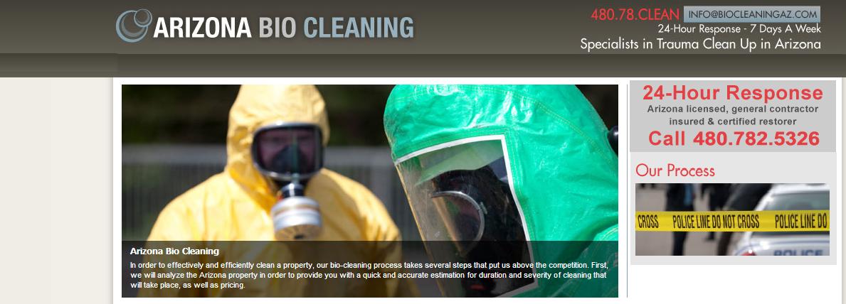Arizona Bio Cleaning