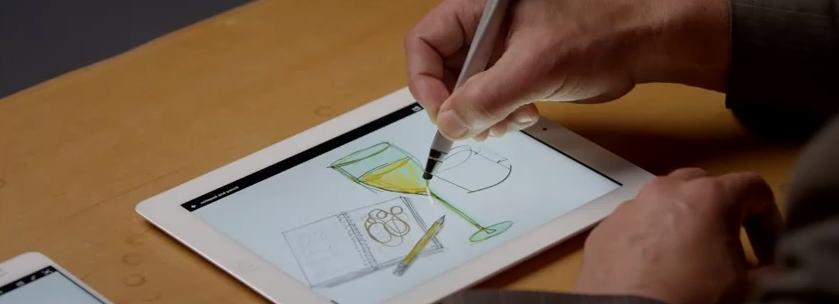 Adobe aposta em tecnologia para desenhos em aparelhos eletrônicos