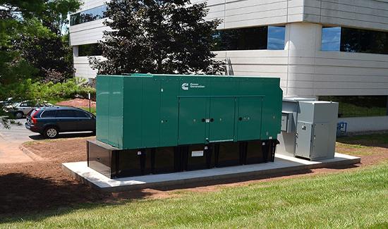 Standby Generator Set (Genset)
